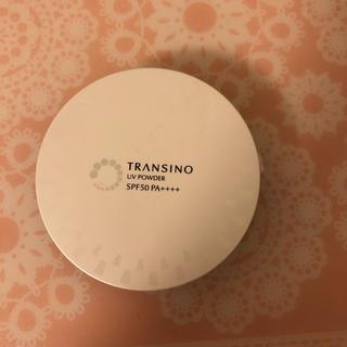 トランシーノ(TRANSINO)のトランシーノ UVパウダー(日焼け止め/サンオイル)