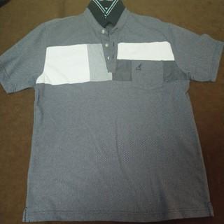 カンゴール(KANGOL)の【美品】KANGOL 半袖ポロシャツ(ポロシャツ)