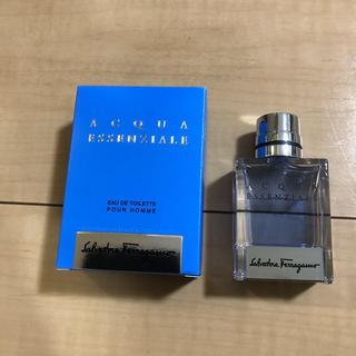 フェラガモ(Ferragamo)のフェラガモ アクア エッセンツィアーレ(香水(男性用))