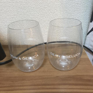 ディーンアンドデルーカ(DEAN & DELUCA)のDEAN & DELUCAプラカップ(グラス/カップ)