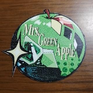 ミセスグリーンアップル オリジナルステッカー(しおり/ステッカー)