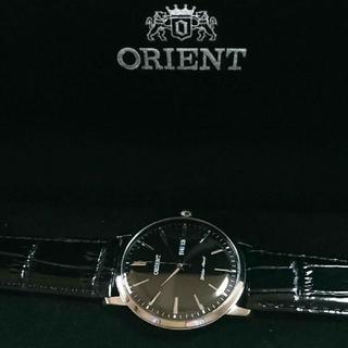 オリエント(ORIENT)の【新品】オリエントクォーツ腕時計(腕時計(アナログ))