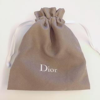 ディオール(Dior)のDior 巾着袋 ポーチ(ポーチ)