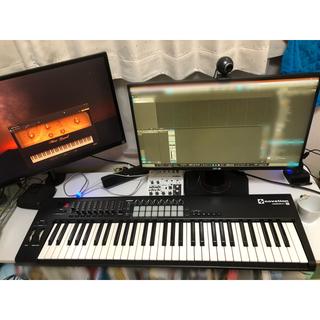 launchkey mk2 61 /MIDIキーボード 61鍵(MIDIコントローラー)
