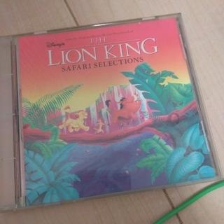 ディズニー(Disney)の【古すぎる】ライオンキングCD (その他)