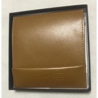 オロビアンコ(Orobianco)の薄い財布 ベージュ オロビアンコモデル ◆ アブラサス abrasus (折り財布)
