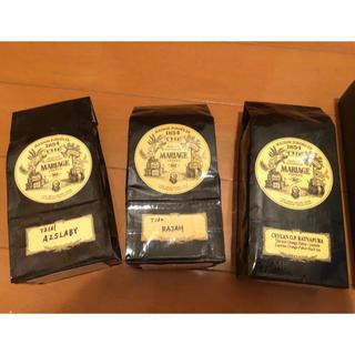 ディーンアンドデルーカ(DEAN & DELUCA)のマリアージュフレール 紅茶未開封 3種類 水出しOK アイスティーにも(茶)