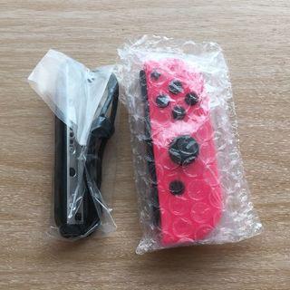 ニンテンドースイッチ(Nintendo Switch)の新品 Joy-Con(R) ネオンピンク(その他)
