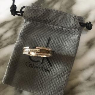 カルバンクライン(Calvin Klein)のCK カルバンクライン リング(リング(指輪))