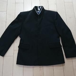 学ラン 黒 155A 美品(スーツジャケット)