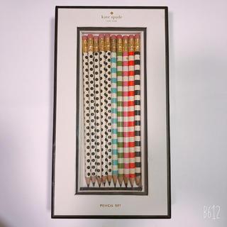 ケイトスペードニューヨーク(kate spade new york)のkatespade ケイトスペード 鉛筆 非売品(ペン/マーカー)
