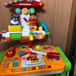 アガツマ(Agatsuma)の値下げしました♡アンパンマン玩具2点セット!(知育玩具)
