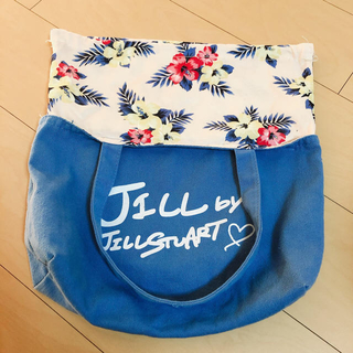 ジルバイジルスチュアート(JILL by JILLSTUART)のJILL by JILLSTUART エコバック(エコバッグ)