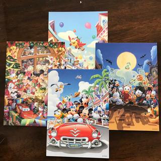 Disney - 新品  ディズニー  ファンタミリア   ポストカード セット