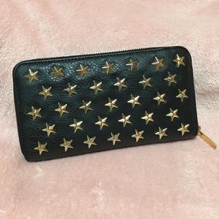 シマムラ(しまむら)の星型スタッズ 長財布(財布)