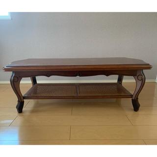 カリモクカグ(カリモク家具)のカリモク  ローテーブル(ローテーブル)