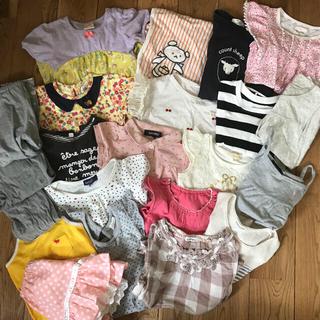ブランシェス(Branshes)の子供服 まとめ売り 女の子 100 (その他)