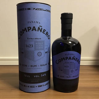 【こしさとさと様専用】ロン コンパネロ ラム酒(蒸留酒/スピリッツ)