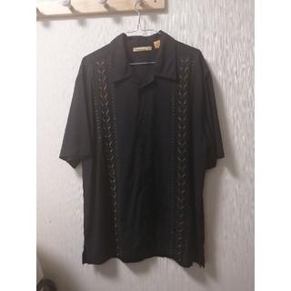 ラルフローレン(Ralph Lauren)のキューバシャツ 古着(シャツ)