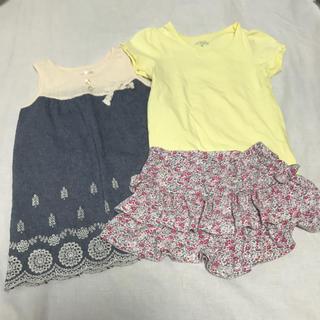 ニシマツヤ(西松屋)の西松屋 95サイズ 3着セット(Tシャツ/カットソー)