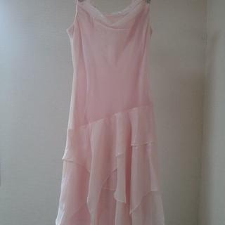 パステル ピンク オーロラ糸 ドレス フォーマル(その他ドレス)