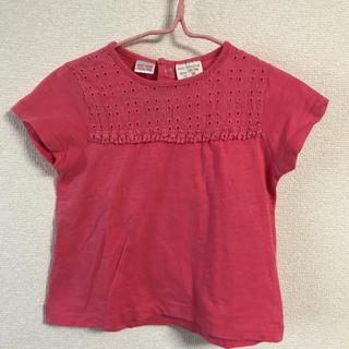 ザラキッズ(ZARA KIDS)のZaraBaby Girl 92センチ 半袖Tシャツ(Tシャツ/カットソー)