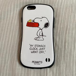ピーナッツ(PEANUTS)のiPhone 6/6sケース / iFace / PEANUTS /White(iPhoneケース)