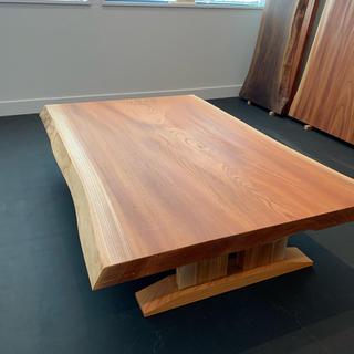 欅座卓(ローテーブル)