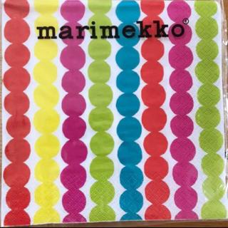 マリメッコ(marimekko)のマリメッコ  ペーパーナプキン 4枚(テーブル用品)