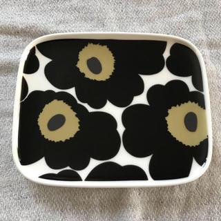 マリメッコ(marimekko)のマリメッコ  プレート ウニッコ 限定デザイン(食器)
