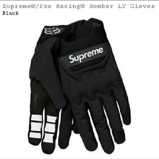 シュプリーム(Supreme)の【L】Supreme Fox Racing Bomber LT Gloves(手袋)