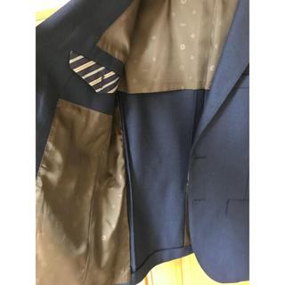 オリヒカ(ORIHICA)のオリヒカのネイビーのジャケット(テーラードジャケット)