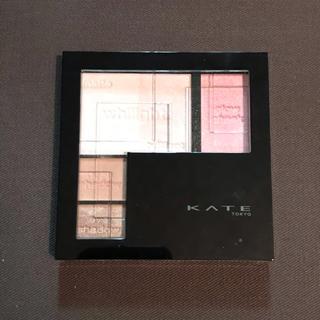ケイト(KATE)のケイト ホワイトシェイピングパレット WT-2(6.2g)(フェイスカラー)