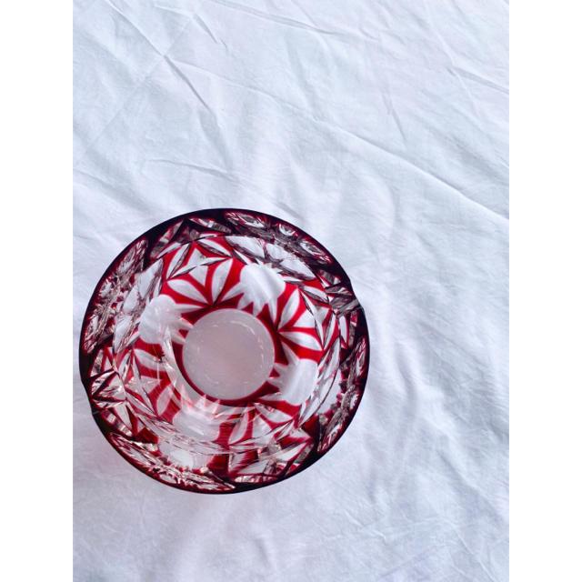 EAMES(イームズ)のガラス インテリア/住まい/日用品のインテリア小物(小物入れ)の商品写真