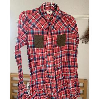 シェル(Cher)のCherチェックシャツ(シャツ/ブラウス(長袖/七分))