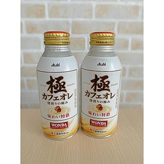 アサヒ(アサヒ)のWONDA 特農カフェオレ ボトル缶 370g 10本セット(コーヒー)