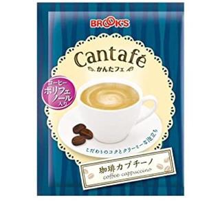 ブルックス(Brooks)のブルックス 珈琲カプチーノ⑤袋(コーヒー)