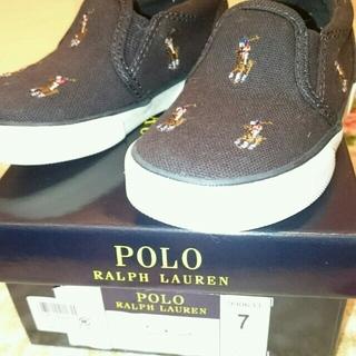 ラルフローレン(Ralph Lauren)のラルフローレン キッズ 靴(スニーカー)