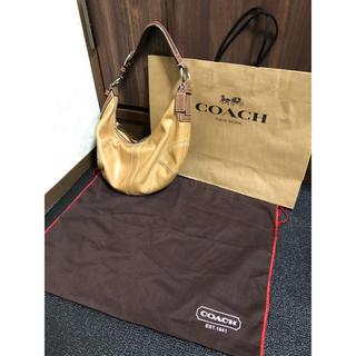 コーチ(COACH)のcoach バッグ(ショルダーバッグ)