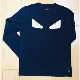 フェンディ(FENDI)のFENDI  モンスター長袖Tシャツ 48(Tシャツ/カットソー(七分/長袖))