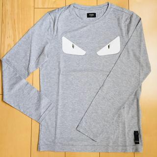 フェンディ(FENDI)のFENDI  モンスター長袖Tシャツ 46(Tシャツ/カットソー(七分/長袖))