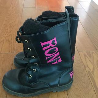 ロニィ(RONI)のロニー ブーツ(ブーツ)