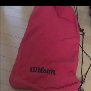 ウィルソン(wilson)のテニスラケット袋(テニス)