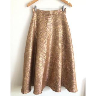 アリスアンドオリビア(Alice+Olivia)のkitty スペシャルロングスカート(ロングスカート)