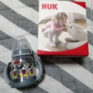 ディズニー(Disney)のNUK スパウト ミッキー(哺乳ビン)