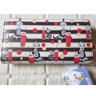 リトルミー(Little Me)のムーミン ミムラ姉さん&リトルミーの長財布(新品未使用)(財布)