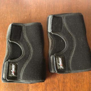 ザムスト(ZAMST)のZAMST膝サポーター左右兼用2コ組 Lサイズ(その他)