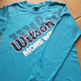 ウィルソン(wilson)のウィルソン 長袖 Tシャツ 薄手 160(Tシャツ/カットソー)