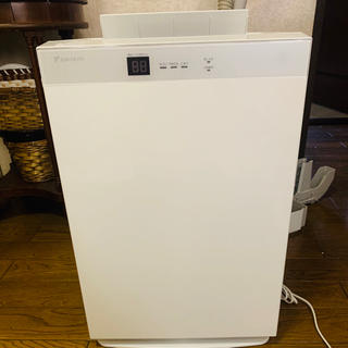 DAIKIN - コロナ対策に☆ダイキン☆ 加湿ストリーマ空気清浄機(MCK70T)☆