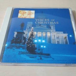 CD「VOICE OF CHRISTMAS」クリスマスソング 合唱団★(宗教音楽)